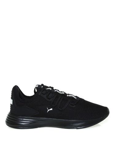 Puma Puma 19315901 Tropus Siyah - Beyaz Kadın Koşu Ayakkabısı Siyah